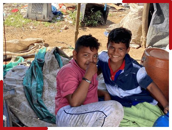 niños vertedero nicaragua